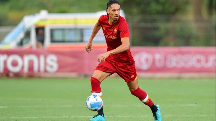 Chris Smalling Termotivasi Dengan Kedatangan Mantan Pelatihnya di MU Jose Mourinho ke AS Roma
