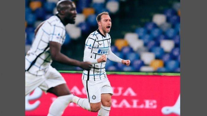 Napoli vs Inter Milan Berbagi Angka 1-1, Napoli Gagal Salip Juventus di Zona Liga Champions