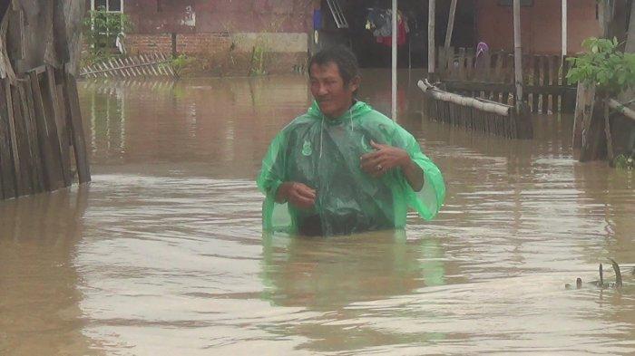 Sebanyak 20 Desa/Kelurahan di Delapan Kecamatan Kabupaten Bekasi Terdampak Banjir Hari Ini