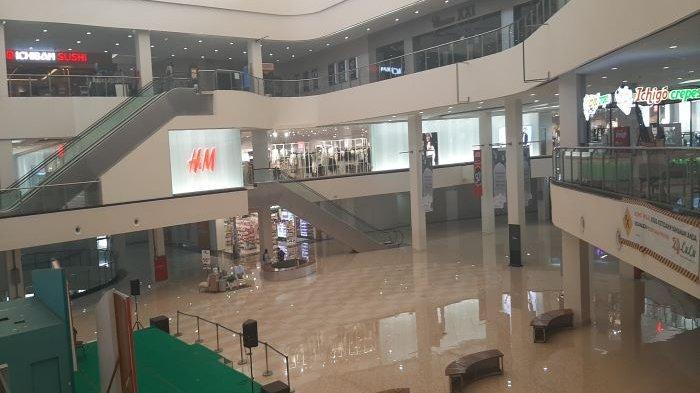 Libur Lebaran 2021, Pusat Perbelanjaan di Cinere Depok Jumlah Pengunjungnya Berbeda dari Mal Lainnya
