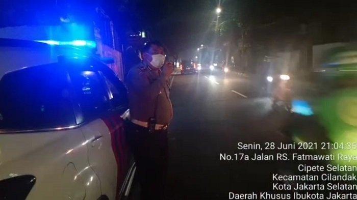 Ada Pembatasan dan Pengendalian Mobilitas, Begini Situasi dan Kondisi di Jakarta Selatan