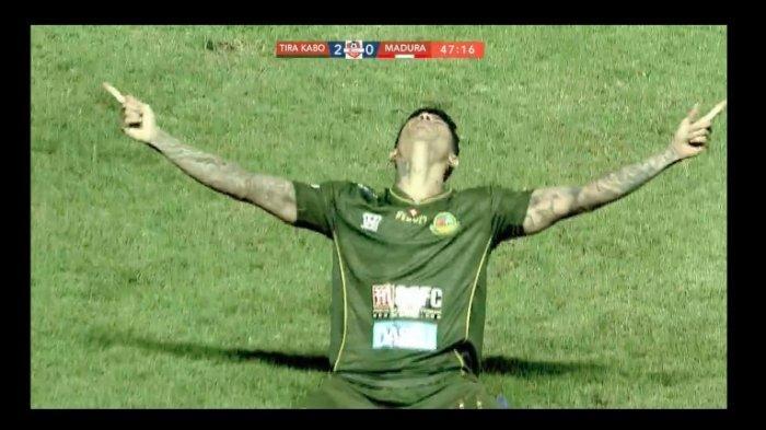 Ini Alasan Pelatih Persija Takkan Kawal Khusus Pencetak Gol Terbanyak Liga 1 dari Tira Persikabo