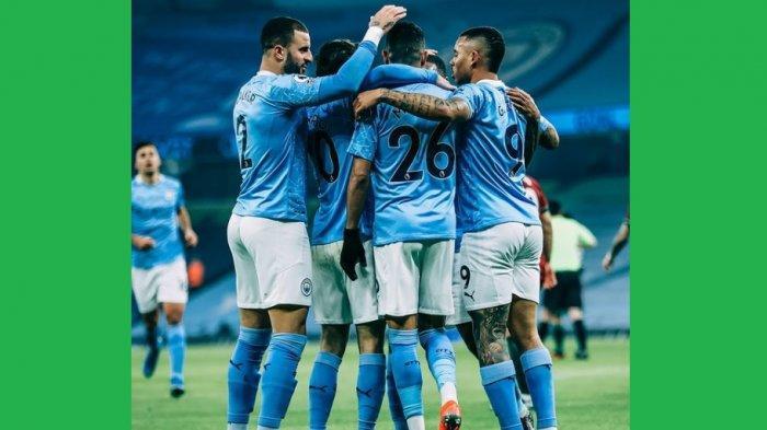 Hajar Wolves 4-1, Manchester City Cetak 21 Kemenangan Beruntun, Satu Lagi Samai Rekor Real Madrid
