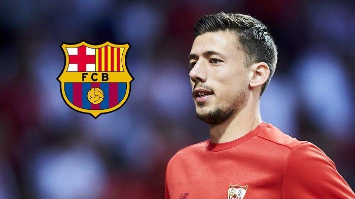 Barcelona Rekrut Clement Lenglet dari Sevilla