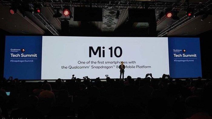 Pertama di Dunia, Xiaomi Pastikan Ponsel Flagship Mi 10 Gunakan Chip Snapdragon 865 Khusus 5G