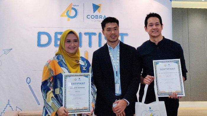 Cobra Dental Dukung Pendidikan Kedokteran Gigi Di Indonesia