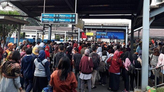 Jadwal KRL Lengkap Terbaru, 46 Perjalanan Commuter Line Berubah Imbas Revitalisasi Prasarana KA