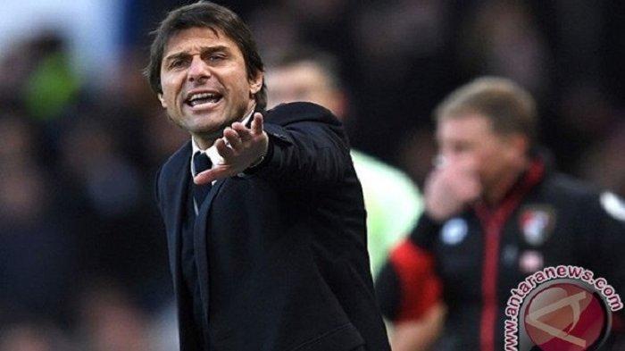 Kalahkan Napoli, Antonio Conte Tatap Laga Pamungkas Serie A Italia