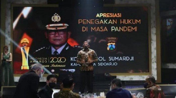 COO Bhayangkara FC Sabet Penghargaan Indonesia Awards 2020