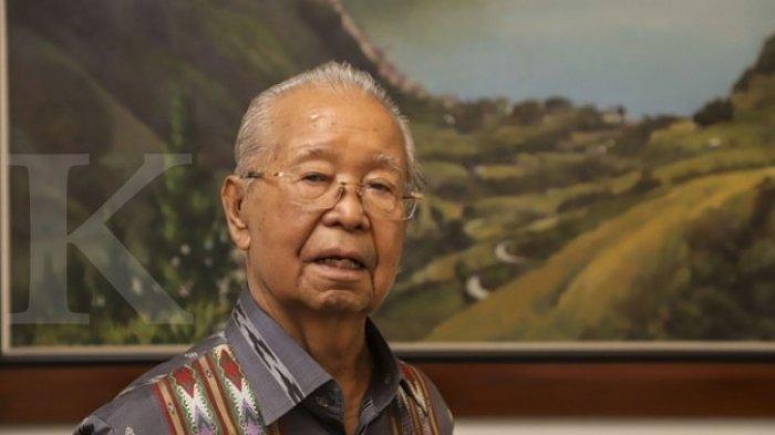 Cosmas Batubara Pernah Menjabat 3 Menteri Ini di Era Pemerintahan Presiden Soeharto