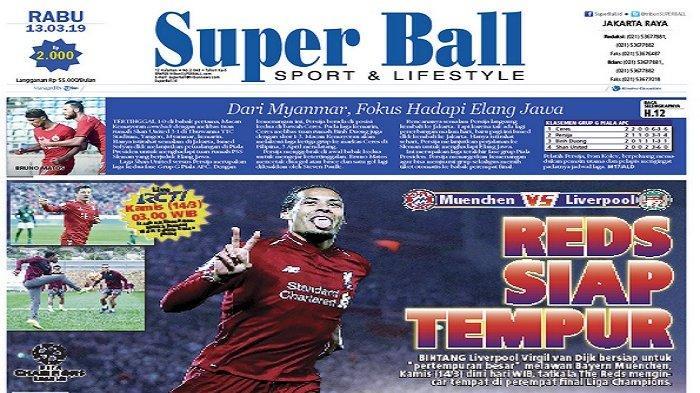 Virgil Van Dijk Pastikan Liverpool Siap Tempur Hadapi Bayern