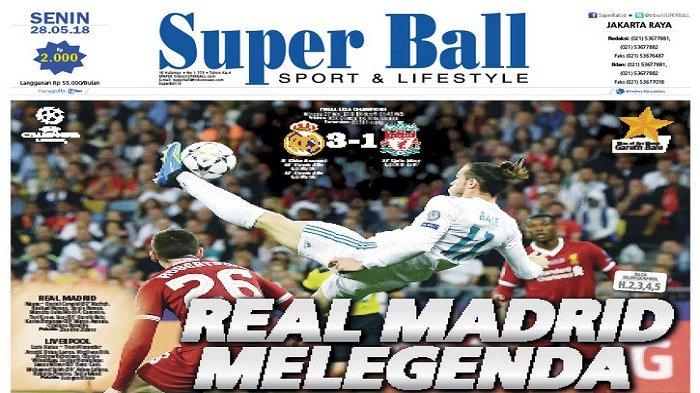 Gareth Bale Jadi Pembeda Real Madrid