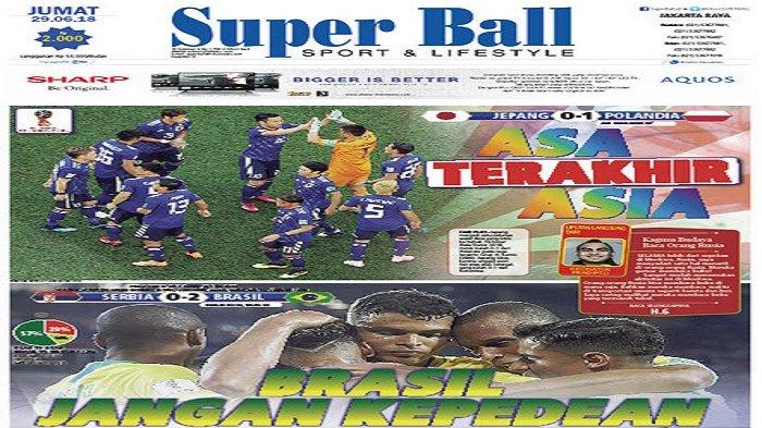 Tite Ingatkan Neymar untuk Tidak Terlalu Percaya Diri