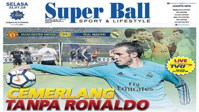 Gareth Bale Diprediksi Bakal Cemerlang Tanpa Cristiano Ronaldo