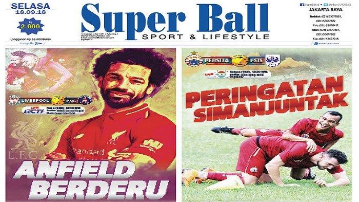 PSG dan Liverpool Bakal Lari Kencang di Laga Perdana