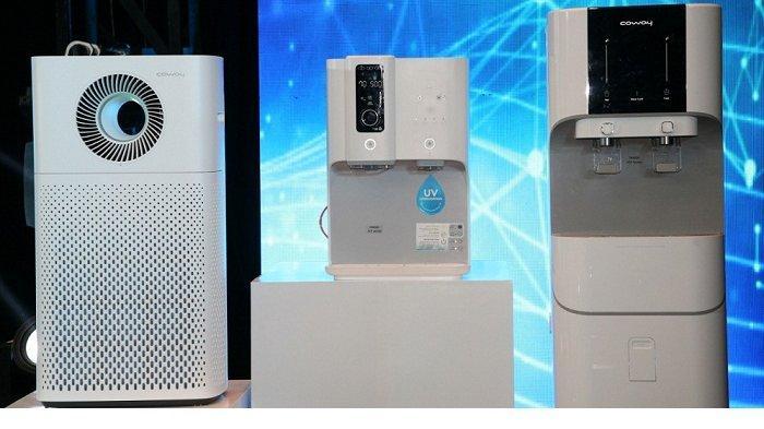 Coway Indonesia hadir menawarkan pemurni udara (air purifier) dan pemurni air (water purifier). September 2019 berhasil menjual 100 unit lalu meningkat hingga 900 persen pada September 2020.