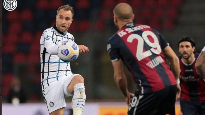 Kalahkan Bologna 1-0 Via Gol Romelu Lukaku, Inter Kokoh di Puncak Klasemen Beda 8 Poin dari AC Milan
