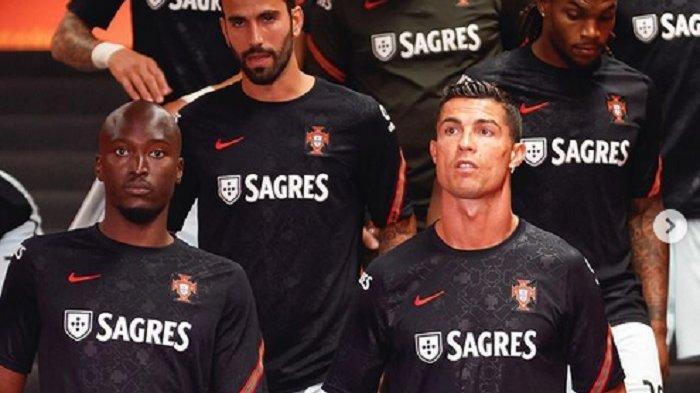 Susunan Pemain Portugal yang Akan Diturunkan Lawan Hungaria: Ronaldo, Bornardo, Diogo Jota Starter?