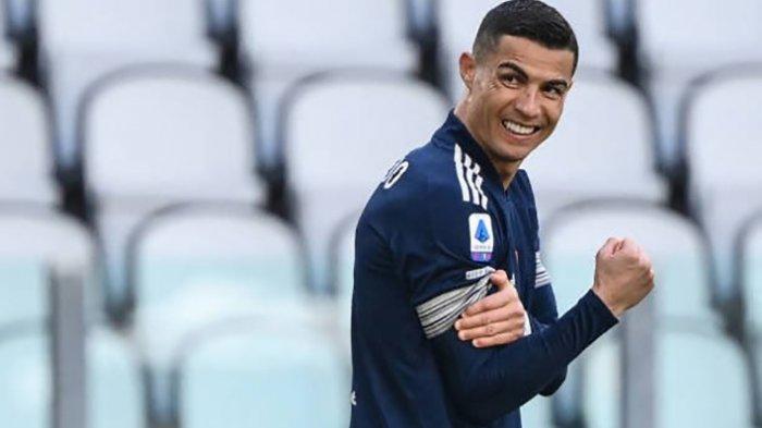 Bek Persita Tangerang Teladani Cara Hidup Bintang Juventus Cristiano Ronaldo