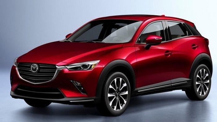 Crossover SUV New Mazda CX-3 Kini Lebih Dinamis dengan Trim Model Baru, Ini Spesifikasi dan Harganya