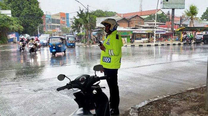 Cuaca Senin 6 April 2020 Hujan Guyur Sebagian Jakarta Siang,Waspada Hujan Petir di Jaksel dan Jaktim