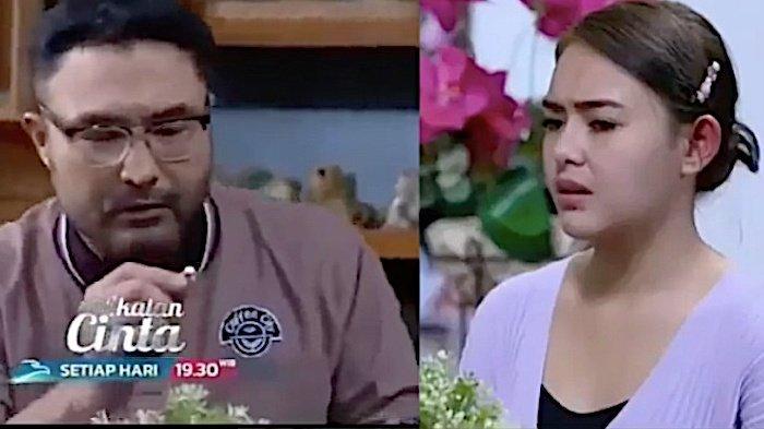 Cuplikan Ikatan Cinta RCTI 14 Maret Andin Bingung Mamanya Tak Jujur Soal Anting Milik Elsa