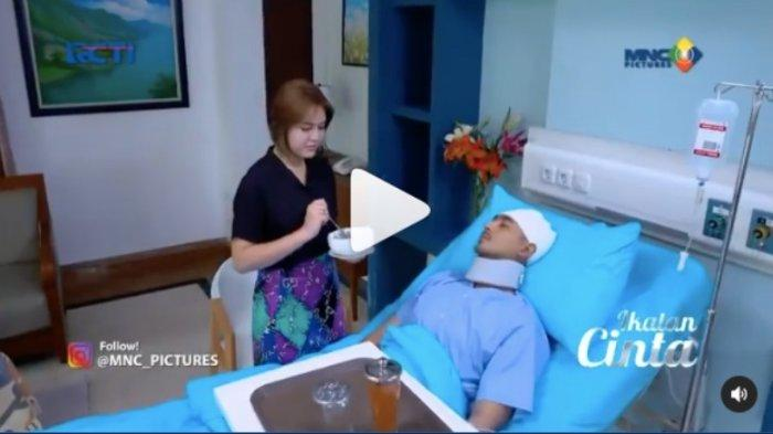 Cuplikan Ikatan Cinta Rabu 5 Mei, Aldebaran Minta Maaf Pada Andin Tentang Keadaan Reyna