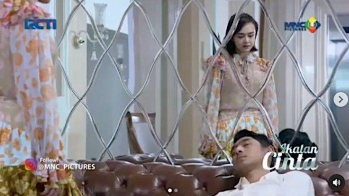Cuplikan Ikatan Cinta RCTI 27 Februari Andin Gelisah Sikap Aldebaran Berubah, Jarang Pulang ke Rumah