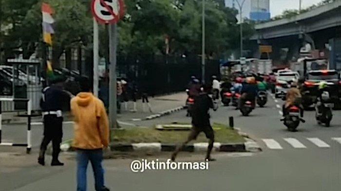 Selain Narkoba, Koboi Jalanan Berulah di Grand Mension Cengkareng Juga Bermasalah Soal Senjata Api