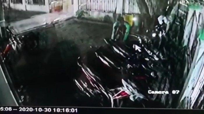 Komplotan Maling Motor Modus Ojol di Cipayung Ditangkap Reskrim Polsek Cipayung