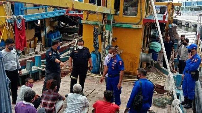 Curi Ikan di Selat Malaka Gunakan Trawl, Dua Kapal Ikan Malaysia Ditangkap