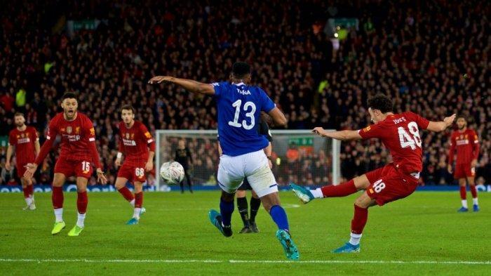 Ini Sosok Curtis Jones, Pencetak Gol Termuda Liverpool yang Sukses Singkirkan Pasukan Ancelotti