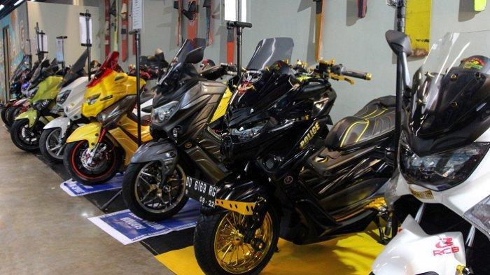 Yuk Ikutan Kontes Modifikasi Online CustoMAXI Yamaha 2018, Lexi Tampil Perdana