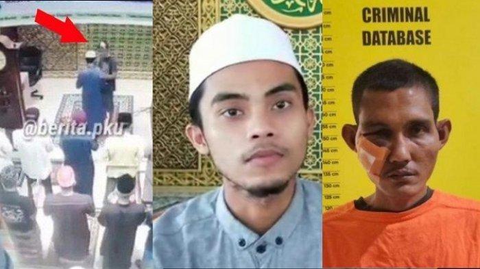 Penampar Imam Masjid di Pekanbaru Alami Gangguan Jiwa Tetap Diproses Hukum, Kapolresta: Kita Serius!