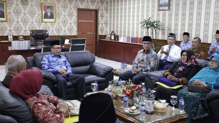 Sekda Kota Tangerang Sarankan Pensiunan PNS Jangan Punya Banyak Rekening, yang Penting Ada Isinya