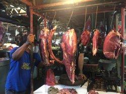 Jelang Lebaran, Harga Daging Sapi Mulai Naik di Pasar Citayam