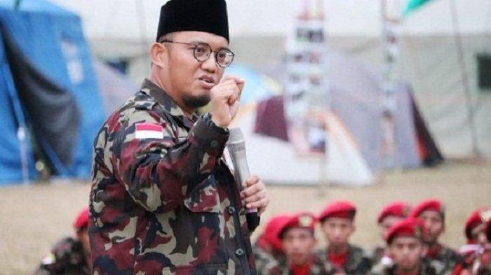 VIRAL, Singgung Nama Habib Rizieq dan Ahok, Dahnil Anzar Jubir Prabowo Diserang Netizen