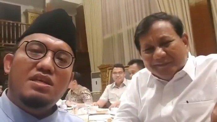 Jadi Juru Bicara Prabowo, Dahnil Anzar Simanjuntak Masuk Partai Gerindra