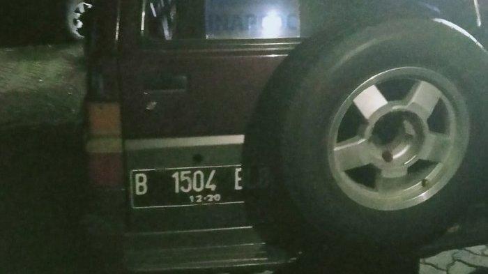 KECELAKAAN Maut di Grogol Petamburan, Tabrak Pagar Gudang Sopir Daihatsu Tewas