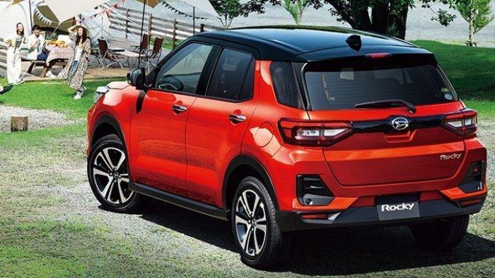 Daihatsu Rocky dibekali sistem penggerak Dynamic Torque Control 4WD, tak terkecuali kembarannya, Toyota Raize.