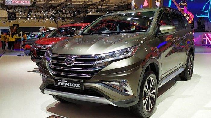 Saatnya Beli Mobil Baru, Berikut Harga Mobil Daihatsu Tanpa PPnBM, SUV Terios Mulai Rp 200 Juta