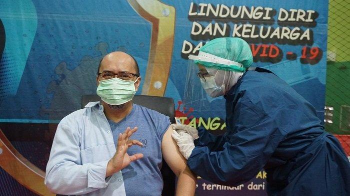 Setelah Disuntik Vaksin Sinopharm, Karyawan Daihatsu Mendapat Vaksin Gotong Royong untuk Tahap Kedua