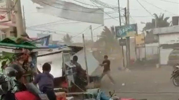 Update Bencana Angin Puting Beliung Bekasi, Ratusan Rumah di Babelan dan Kaliabang Porak-poranda