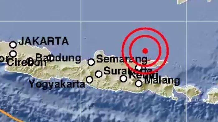 Dampak Gempa Bangkalan Dirasakan Sampai Pelabuhan Ratu, Tak Berpotensi Tsunami