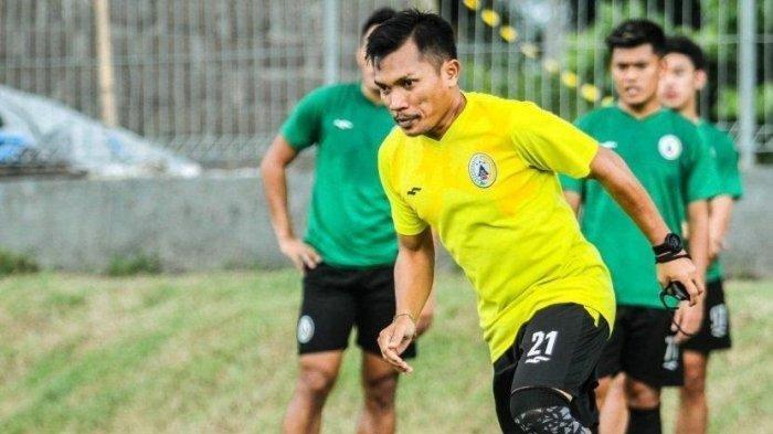 Elwizan Aminuddin Dokter Tim PS Sleman Bantah Pelatih Fisik Danang Suryadi Positif Covid-19