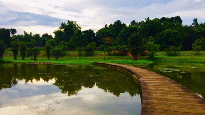 Mirip Kebun Raya Bogor, Kebun Raya Cibinong Mau Dijadikan Destinasi Wisata Edukasi, Ini Kata Bupati