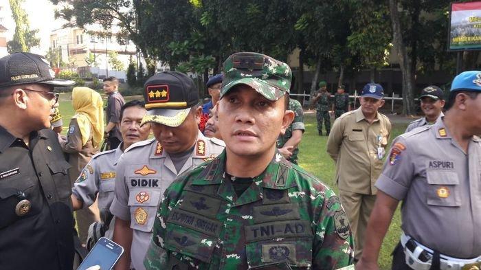220 Personel Kodim Depok  Ikut Amankan Sidang MK, Dandim Depok Imbau Warga Tak Mudah Terprovokasi