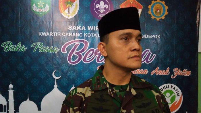 Ratusan TNI Siap Amankan Lebaran di Kota Depok