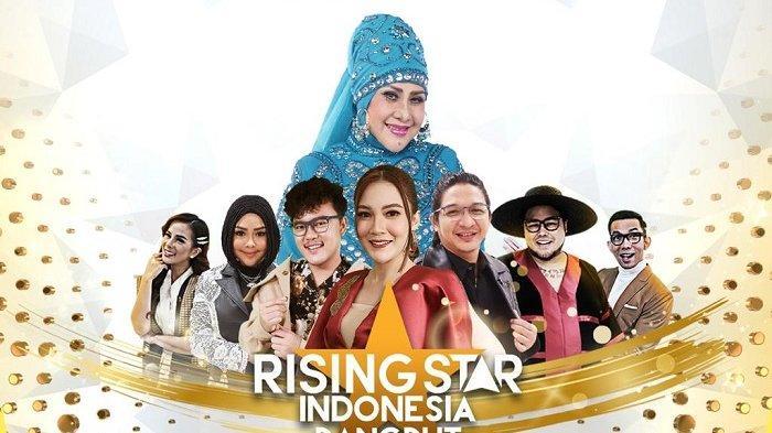 Ratu Dangdut Elvy Sukaesih Tampil Menghibur Penonton Rising Star Indonesia Dangdut Malam Ini