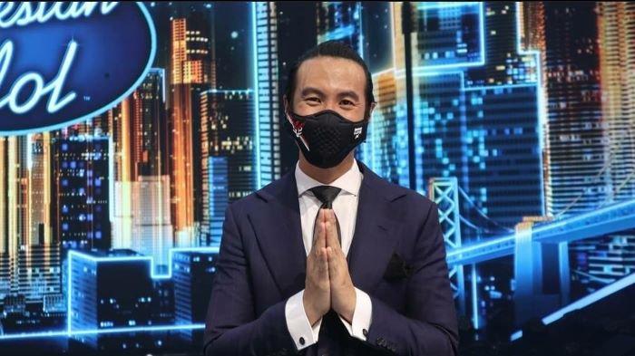 Daniel Mananta Menangis Saat Harus Pamitan Setelah 12 Tahun Menjadi Host Indonesian Idol